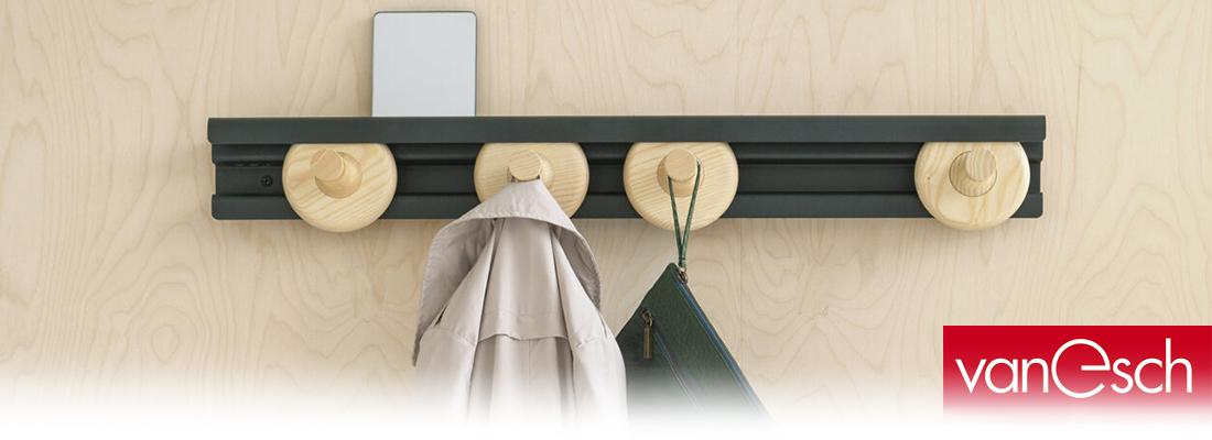 Portemanteaux design Van Esch