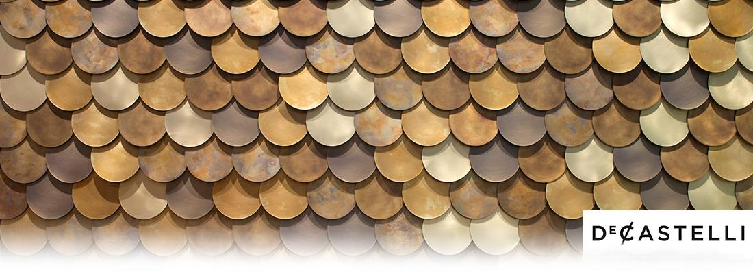 Mobilier métal design De Castelli