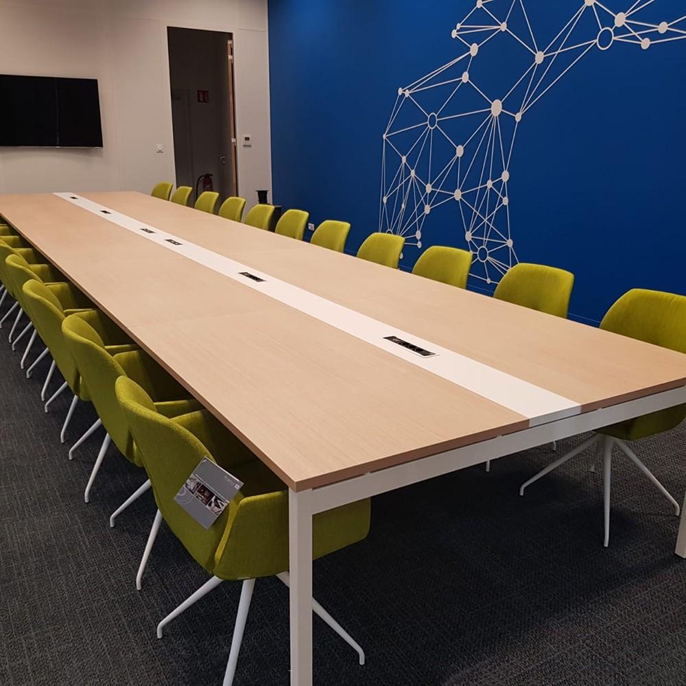 Salle de réunion pour comité de direction