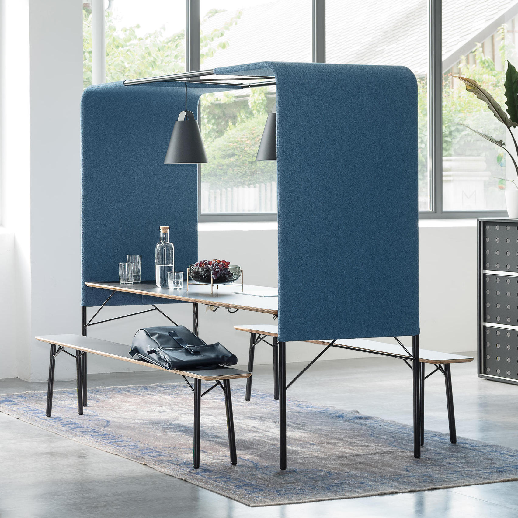mobilier de bureau M ZONE