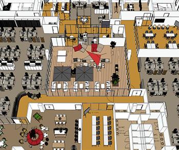 aménagement de bureau, bien choisir son siège de travail, trouver votre bureau de direction, aménagez votre salle de réunion