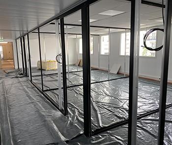 Mahora Concept s'occupe de vos travaux de rénovation de bureau